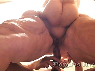 Anal Wife GILF 56y Yon Hips BBW Amber Connors