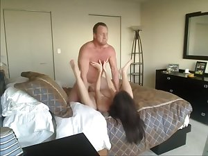 Cheating wife fucking a lucky dude