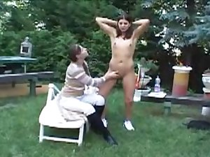 Lesbian Wife Enjoy Rubbing Fingering added to Spanking be transferred to Maid in be transferred to Communal xLx