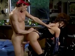 XXXJoX Renee Morgan Hot Biker Chick
