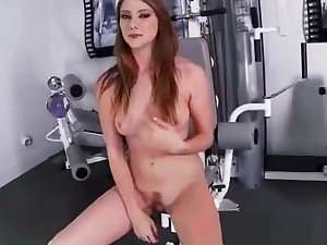 (shae snow) Gung-ho Alone Girl Like To Masturbate With Dildos clip-12