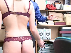 Kenzi Ryans in Case No. 9830023 - Shoplyfter