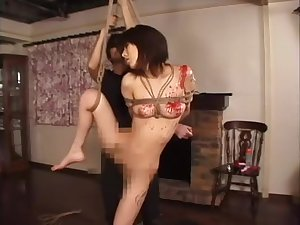 Outlandish xxx truss Hogtied elite only be proper of you