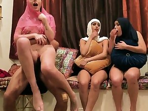 Milf wife partner's sons Hot arab gals shot at foursome