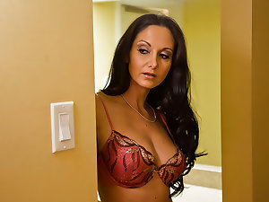 Ava Addams needs money and load of shit
