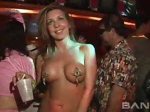These party sluts can and will ambience their killer curves