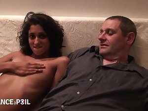 Dark Arab Whore Loves Riding Lacklustre Dick